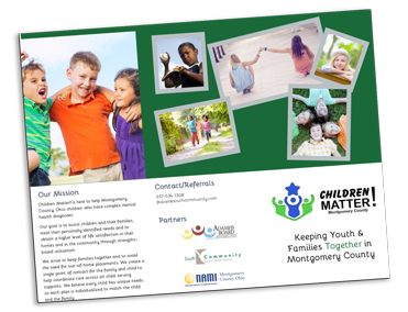 Children Matter Brochure